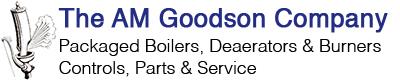 The AM Goodson Company Logo