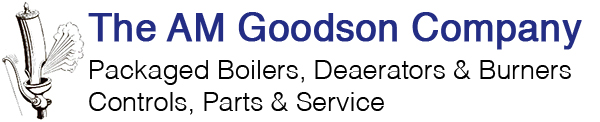 The AM Goodson Company Logo
